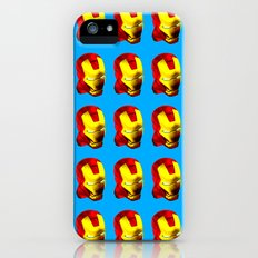 Iron Man Diptych Slim Case iPhone (5, 5s)