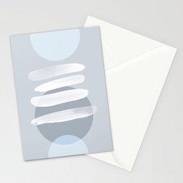 Minimalism 18 X Stationery Cards