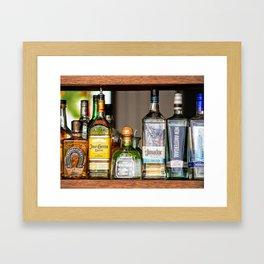 Last Call For Alcohol Framed Art Print