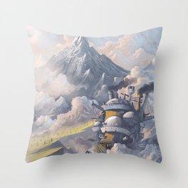 Howl's Throw Pillow