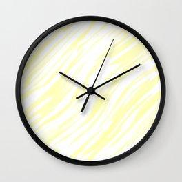 WARM BREEZE Wall Clock