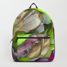 A Little Place Of Paradise Backpack