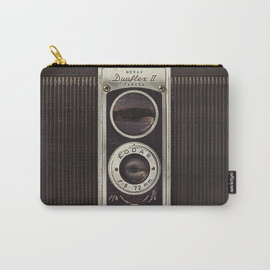 Vintage Camera 01 Carry-All Pouch