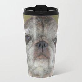 Mops Carlin Pug Dog Travel Mug