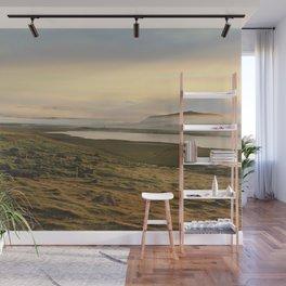 Good morning Iceland Wall Mural
