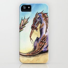 Arach Piscin  iPhone Case