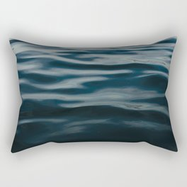 Painted by the Sea V Rectangular Pillow