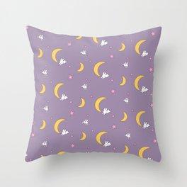 Usagi Tsukino Sheet Duvet - Sailor Moon Bunnies Throw Pillow