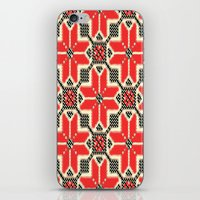 ukraine iPhone & iPod Skins featuring Folk Ukraine  by florenceK