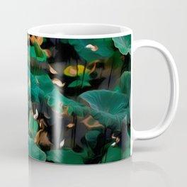 Lotus - A Pattern Kaffeebecher