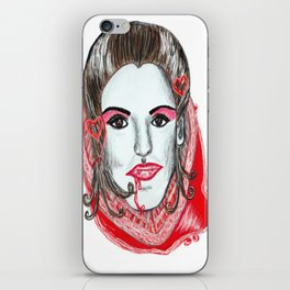 Bathory iPhone Skin