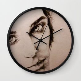 Mikey Way Wall Clock