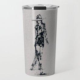 Splaaash Series - Fashion Walk Ink Travel Mug