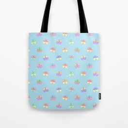 Whimsical Butterfly Pattern Tote Bag