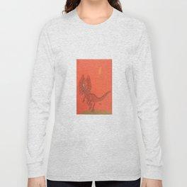 Frilled Lizard Long Sleeve T-shirt