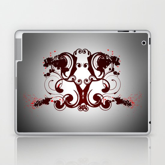 Tattoo Laptop & iPad Skin