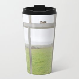 Watch The Sea Travel Mug