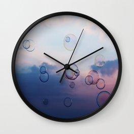die Leichtigkeit des Seins Wall Clock