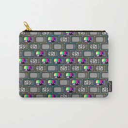 retro tvs Carry-All Pouch