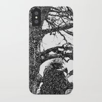 hawk iPhone & iPod Cases featuring Hawk by Anand Brai