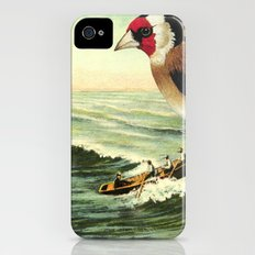 With rainfall and thunder close behind Slim Case iPhone (4, 4s)