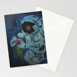 astro-jelly Stationery Cards
