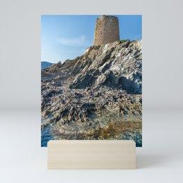 Piscinnì Tower Mini Art Print