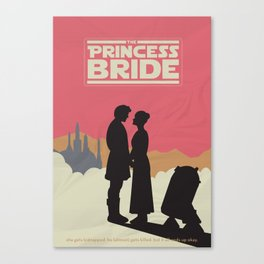 The Princess Bride Canvas Print