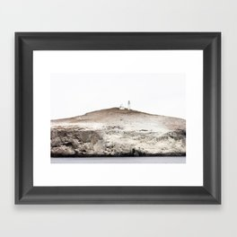 Anacapa Island Framed Art Print
