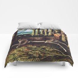 Frida Kahlo Deer Comforters