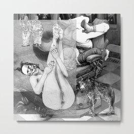 The constellation erotique 3305 Metal Print