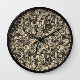 Camouflage (Digital) : TM17053 Wall Clock