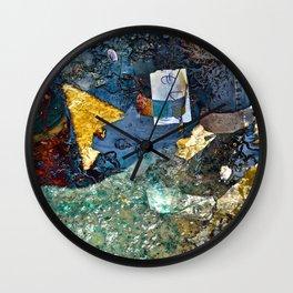 Sicilian Impression Wall Clock
