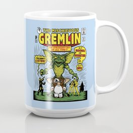 The Mischievous Gremlin Coffee Mug