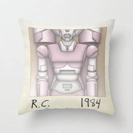 R.C. - 1984 Throw Pillow