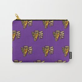 Purple Pithulhu Carry-All Pouch