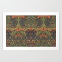 Salvation & Damnation Art Print