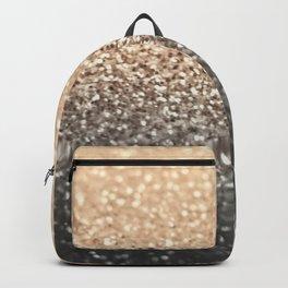 GOLD BLACK Backpack