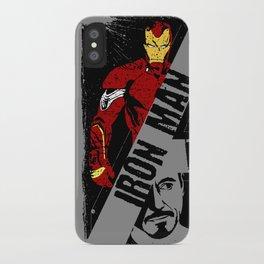 -IRON MAN- iPhone Case