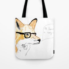 Coffee Shot Stereotypes Tote Bag