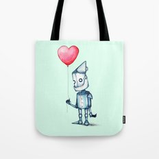 Tin Man Tote Bag