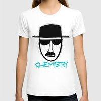 chemistry T-shirts featuring Chemistry by John Michael Gill