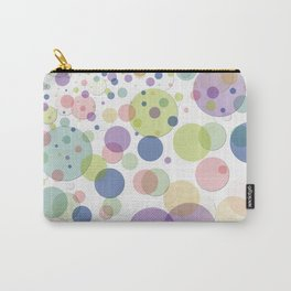 Pattern dots springcolors Carry-All Pouch