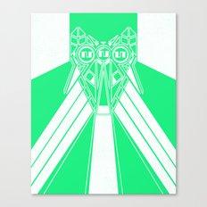 Power Wolf Lite Canvas Print