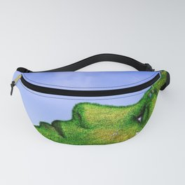 Mother Nature Smiling Fanny Pack