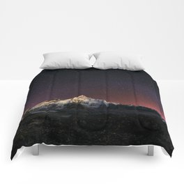 Everest Nightscape Comforters