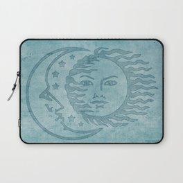 Sun Moon And Stars Batik Laptop Sleeve