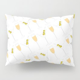 Martinis + Champagne Pillow Sham
