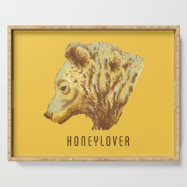 Honeylover Serving Tray