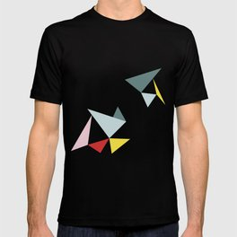Triangles in the Sky T-shirt
